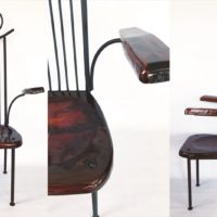Iron Chair Knight