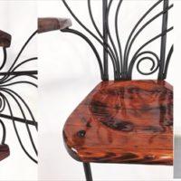Iron Chair Wind