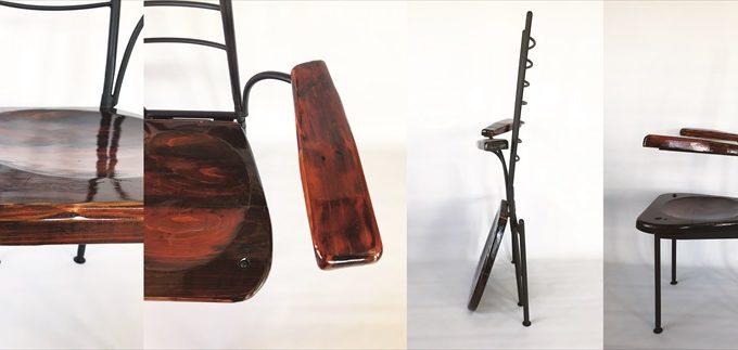 Iron Chair 和スタイル