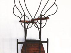 Iron Chair Angel