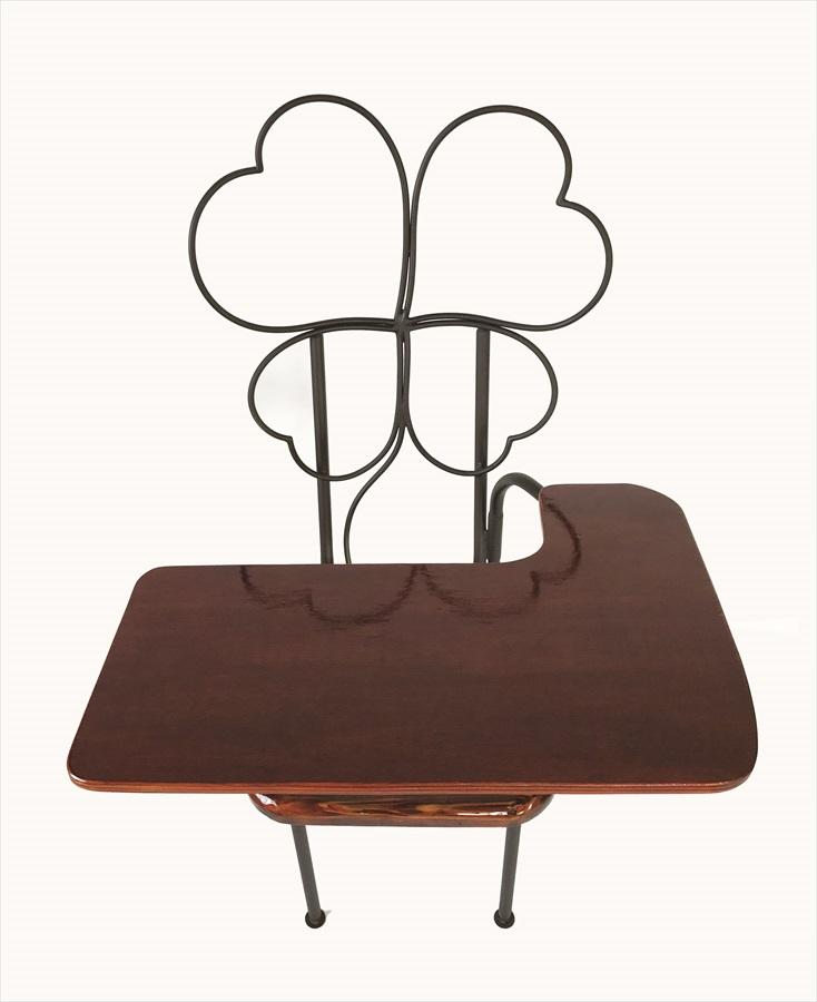 Iron Chair Clover