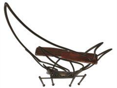 Iron Chair Fire